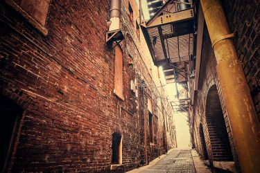 Alley With a History P. IV by AnthonyPresley
