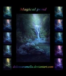 Magical Pond by DolceCaramella
