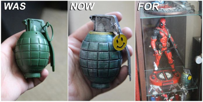 Have A Nice Day! Grenade by Joker-laugh