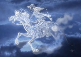 ghost riders in the sky by nedesem