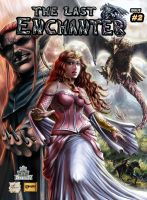 The Last Enchanter_cover2 by Luaprata91