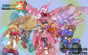 Megaman ZX Background 3 by Spyke89