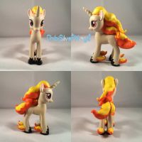 Rapidash MLP Custom Ponymon by ChibiSilverWings