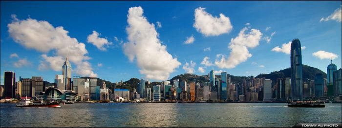 Victoria Harbour by tommyauphoto