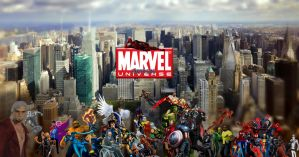 Earth-646 Marvel Universe by EarthCenturion