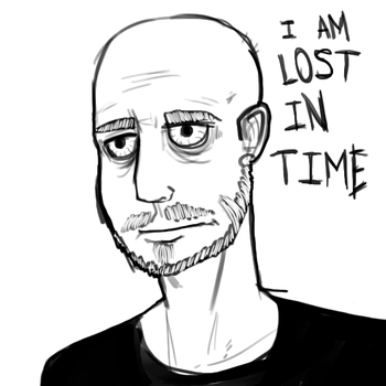 Drunk Drawing by maxviolence