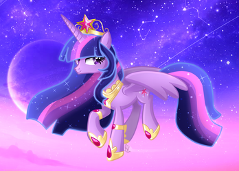 Twilight Sparkle - Mlp by SugaryIceCreamMlp