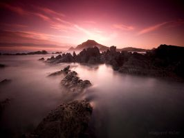 30 Seconds of Sunset Wallpaper by hougaard