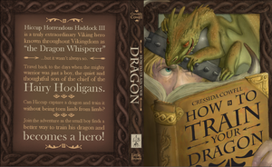 How to Train Your Dragon cover by Camelid