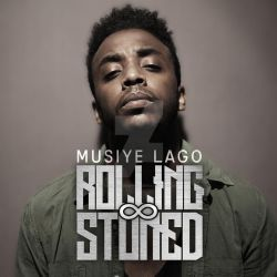 Musiye - Rolling Stoned Cover by FamousGraphix