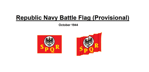 Republic Battle Flag (Provisional) by Loupy59