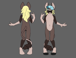 Deer Hybrid Adopt : OPEN : PRICE LOWERED by Domeikuni