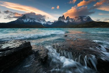The Patagonian Gales by hougaard