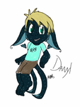 Danyl Chibi .:Digital Sketch:. by Pixel-Program