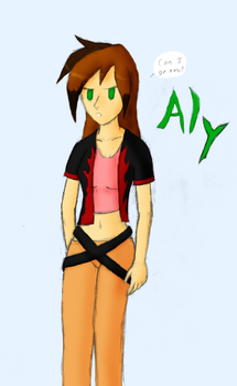 Request: Aly by KypDelsion-027