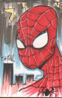 sketch card action by eugenecommodore
