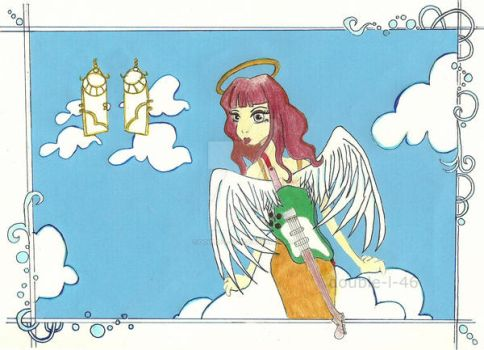 All Guitarists Go To Heaven by Double-L-46