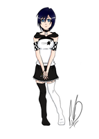 Casual Xion by DigitalStrife
