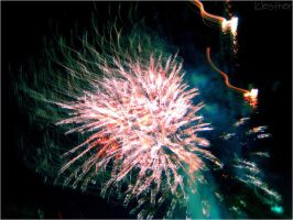 Fireworks by estherissuperkoo