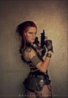 Post Apocalypse by LivingDreadDoll