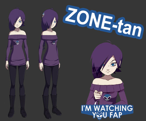 ZONE-tan by Lily-Lithium