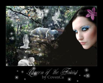Queen of the Fairies by CovenCa