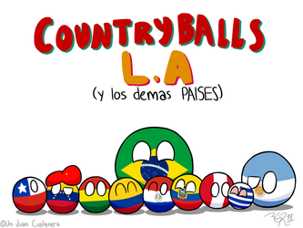 Countryballs LA by RGR98