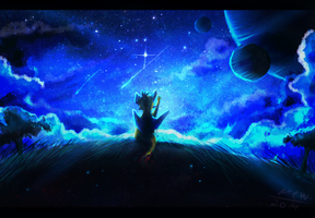 Can you show me the way to the stars by Mearow