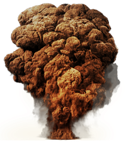 Mushroom cloud stock by Gamekiller48