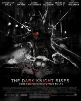 Dark Knight Rises Poster V2 by DGsWay