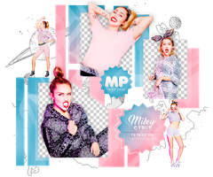 PACK PNG 1096  MILEY CYRUS by MAGIC-PNGS