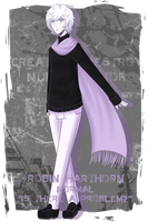 .: [N-C] Robin Harthorn - APP :. by The-Voice-of-Time