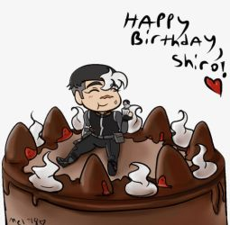 Happy Birthday Shiro! by Mel-Meiko-Mei-Ling