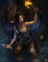 Tomb Raider by timterrenal