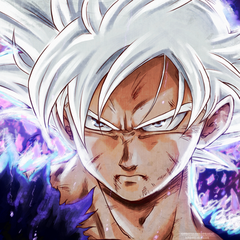 Goku Ultimate by NARUTO999-BY-ROKER
