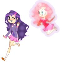 Don't worry Pinkie Pie by PinkiePieLovely