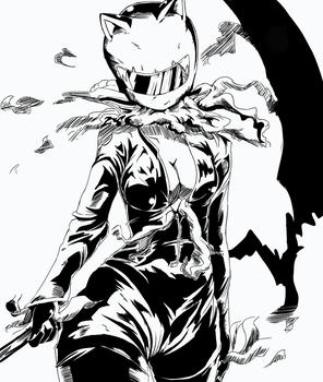 Celty by Nehis