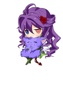 Comissioned - Art by:  myadoptableacc by Sumiko-Ein