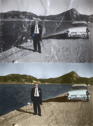 Photo Repair and Colorization by themizarkshow