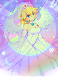 Princess Peach by ShadedAstral