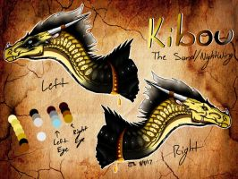 Kibou Head Design by SpudbollerCreations