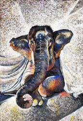 Ganesh by dessinateur777