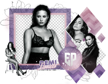 Pack Png 2218 // Demi Lovato. by ExoticPngs