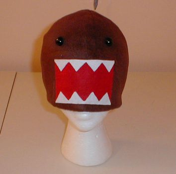 Domo-Kun Hat by chibishinigami