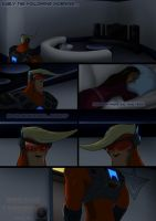Deadlocked Syndrome Page 70 by Lurking-Leanne