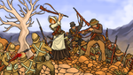The Storming of Snyman's Nek by ColorCopyCenter