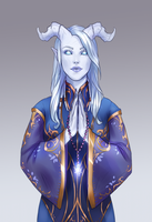 Draenei by ammatice