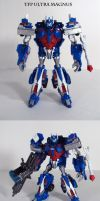 TF Prime Ultra Magnus by Unicron9
