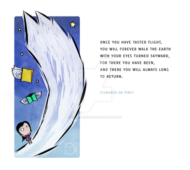 Let Your Dreams Take Wing.. by shortdesigns-x