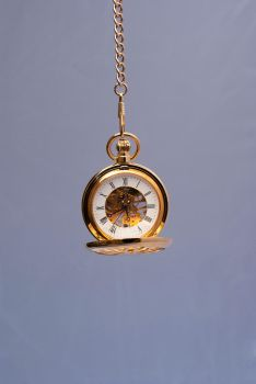 Pocket Watch by wintersmagicstock